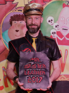 Mr. Sister Leather 2017