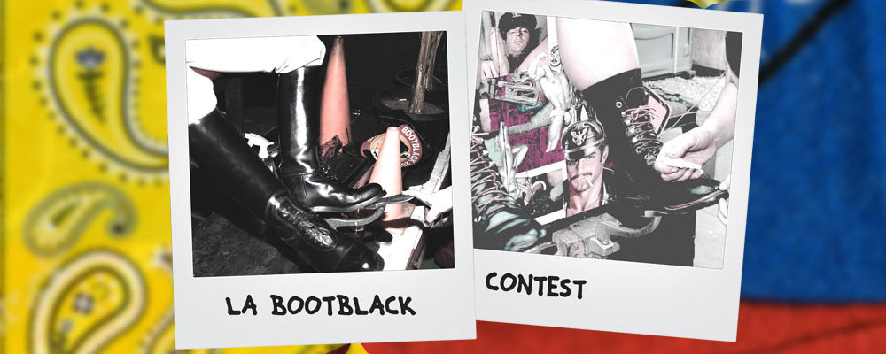 Announcing the First Annual LA Bootblack Contest