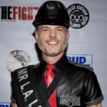 Jeffrey Erdman - Mr. LA Leather 2016