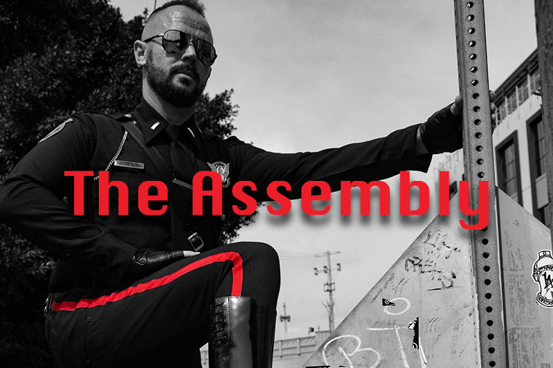 The Assembly - $35
